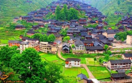 روستای چینی