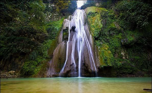 آبشار لوه-گرگان
