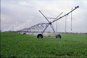 تسریع در اجرای پروژه آبیاری تحت فشار مزارع خرمدره