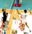 ایران اندونزی را هم برد/یک قدم تا صعود