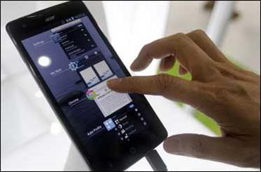 رونمایی از تنها تلفن هوشمندی که با کیفیت ۴K فیلمبرداری می کند