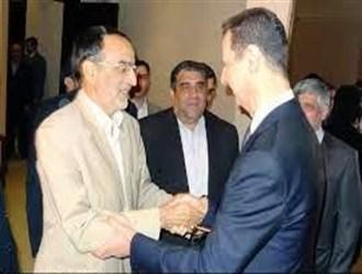 قوت قلب را در چهره اسد می دیدیم