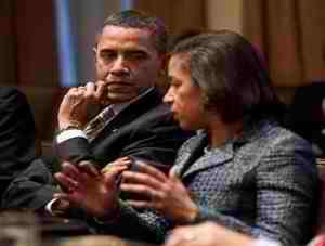 سوزان رایس: اوباما نگفته حق غنی سازی ایران را به رسمیت میشناسد