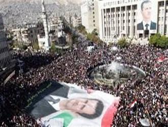 تلاش واشنگتن برای ترور بشار اسد به دلیل محبوبیت بالا