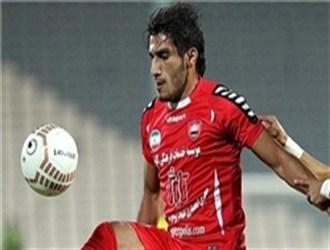 حمید علیعسگر بازیکن پرسپولیس دربی را از دست داد