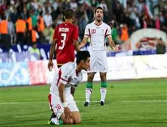 سقوط فوتبال ایران در تازهترین ردهبندی فیفا