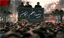 امروز زنجانیها یک صدا فریاد «یا حسین» سر میدهند