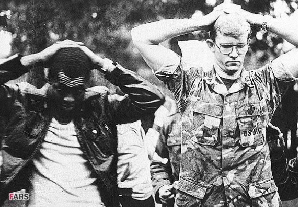 تصاویر به یادماندنی از تسخیر لانه جاسوسی