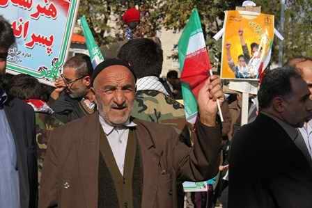 گزارش تصویری/خلق حماسه توسط مردم پایتخت شوروشعورحسینی