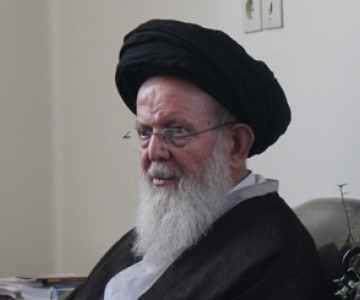 مراسم سخنرانی آیت الله سیدمحمد حسینی زنجانی در خرمدره برگزار می شود
