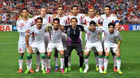 برنامه بازی های تیم ملی ایران در  دیدارهای گروهی جام جهانی ۲۰۱۴