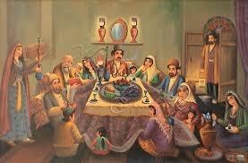 آداب و رسوم زنجانی ها در شب یلدا/شب چله سنت قدیم و امروز زنجانی ها
