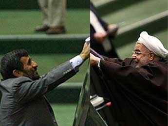 بودجه وزارتخانه ها در دولت احمدی نژاد و روحانی+جدول