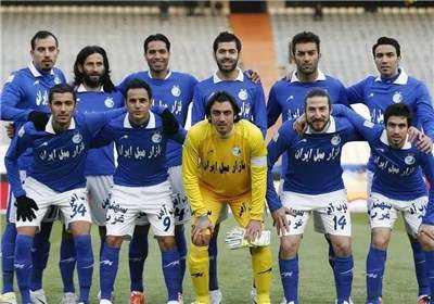 استقلال به عنوان بهترین تیم ایران انتخاب شد