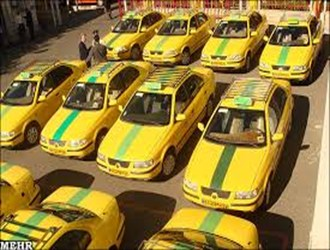 کرایه های تاکسی ۲۵ درصد گران می شود