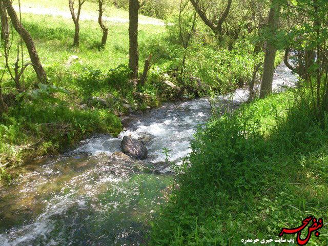 تصاویری زیبا از طبیعت شهرستان خرمدره