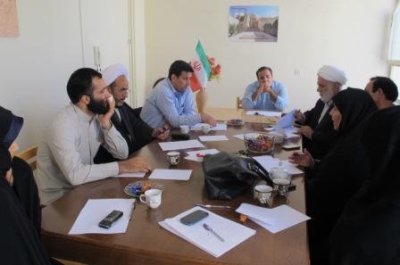 اولین جلسه  جمعآوری اطلاعات فعالان قرآنی خرم دره برگزار شد