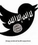 توئیتر ، شیپور جنگ فرزندان یزید + تصاویر