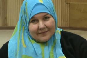 اظهارات یک زن مسیحی محجبه درباره اسلام