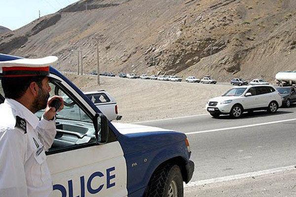 جو آرام و ترافیک روان در همه جادههای کشور