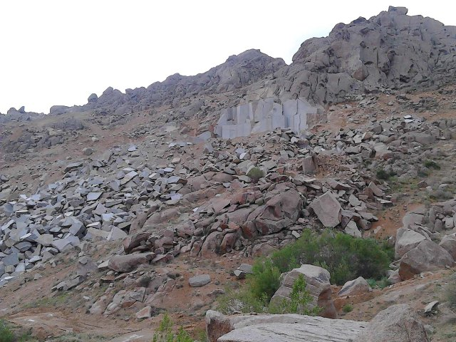 کوه هائی که دیگر برای علاقه مندان جذابیتی ندارد+ تصاویر