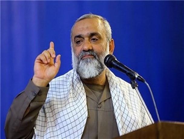 سردار محمدرضا نقدی