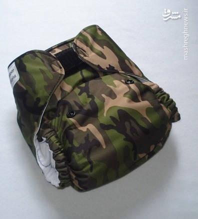 عکس/ پوشک سربازان آمریکایی