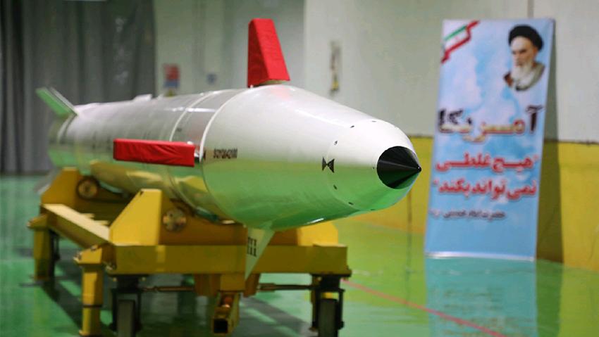 نمایش کارخانه زیرزمینی تولید موشکهای بالستیک سپاه برای اولین بار/ رونمایی از موشک بالستیک هوشمند «دزفول» با برد ۱۰۰۰ کیلومتر