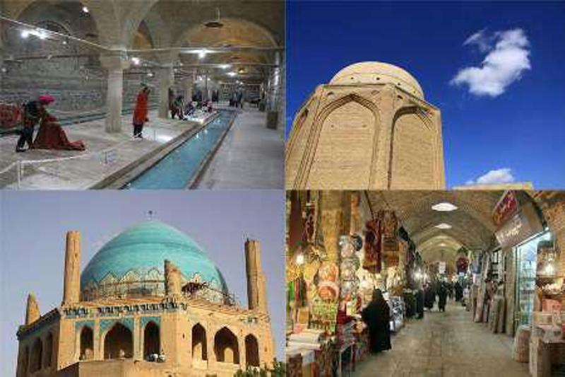 ۱۲۰ هزار مورد بازدید از اماکن تاریخی زنجان به ثبت رسید