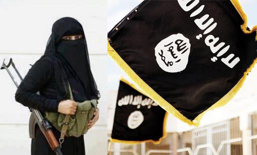 بیوههای داعش؛ پشیمان یا تشنه انتقام/ آیا لشکر زنان خونآشام تجدید قوا خواهد کرد؟ +تصاویر