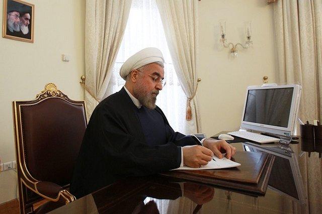 روحانی قانون اقدام متقابل در برابر «تروریست» خواندن سپاه توسط آمریکا را ابلاغ کرد