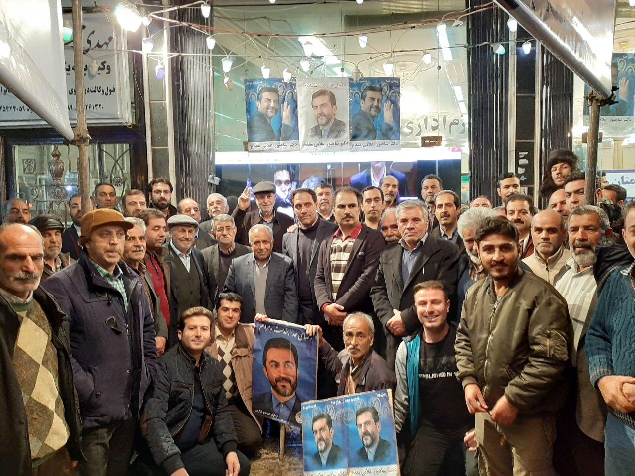 شور انتخاباتی در حوزه انتخابیه ابهر و خرمدره و سلطانیه+ تصاویر