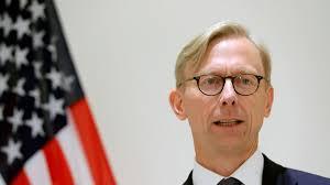 برایان هوک: از هر روشی برای بازگرداندن تحریمهای سازمان ملل علیه ایران استفاده میکنیم
