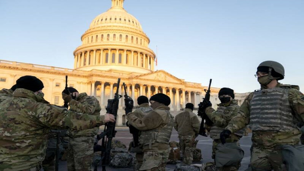 روزهای ملتهب واشنگتن، استیضاح ترامپ و زمزمههای مشت آهنین علیه معترضان در آستانه تحلیف جو بایدن