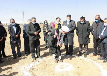 افتتاح پروژه  جاده سلامت  وکلنگ زنی پارک ولایت در خرمدره